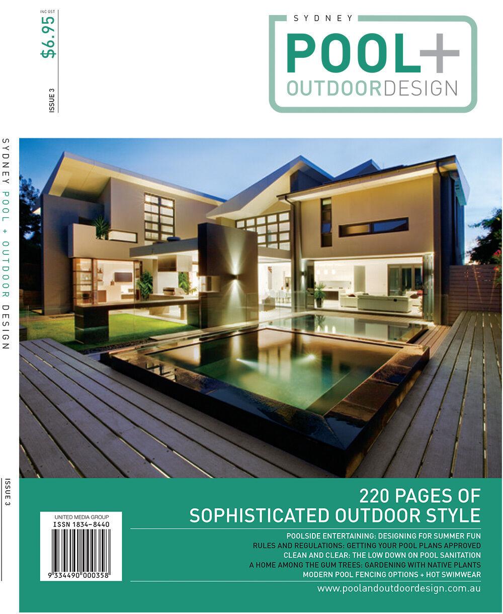 Design pools publications for Pool design magazine